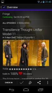 series app overview