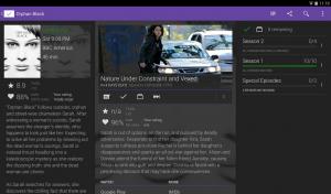 series app-overview