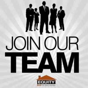 Equity Bank jobs
