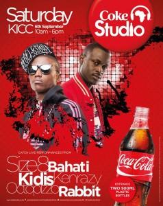 Coke Studio Party Poster