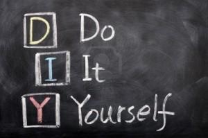 Do It Yourself DIY