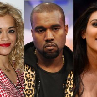 Kim Kardashian Blocked Kanye West From Recording With…
