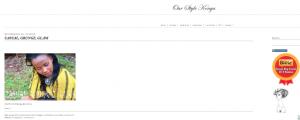 Our Style Kenya blog