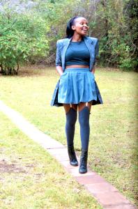 Fashion screen shot Joy Kendi