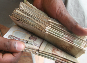 kenya shilling notes
