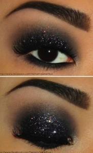 3. glitter
