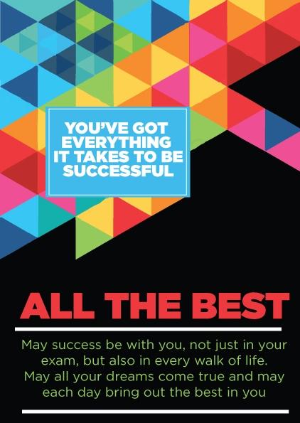 Insyder Success Card