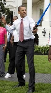 Barak Obama the Geek