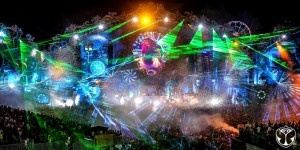 Tomorrowland Stage