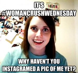 wed womancrush