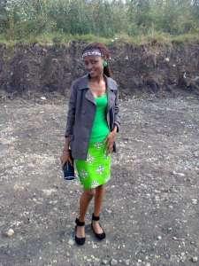 Muthoni Green
