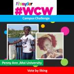 Penny, Moi University