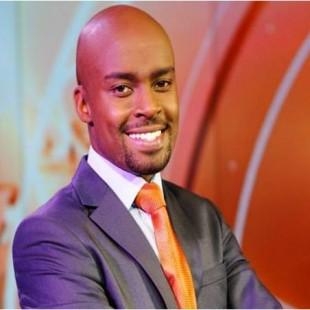 TV anchor Mark Masai says I do