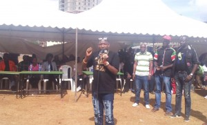 Sonko Speech Front