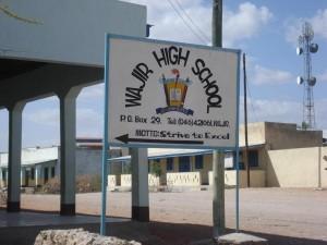 Wajir High School Board