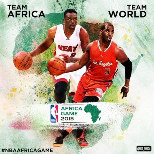 NBA To Play First Game In Africa