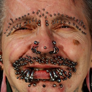 PIERCINGS: THE GOOD, THE BAD, THE UGLY!