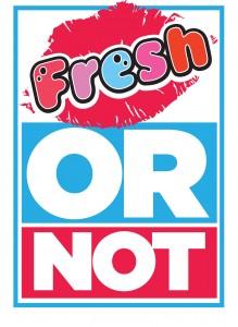 FRESH-OR-NOT Logo