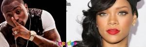 Davido n Rihanna