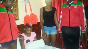 Janet Wanja Room 2
