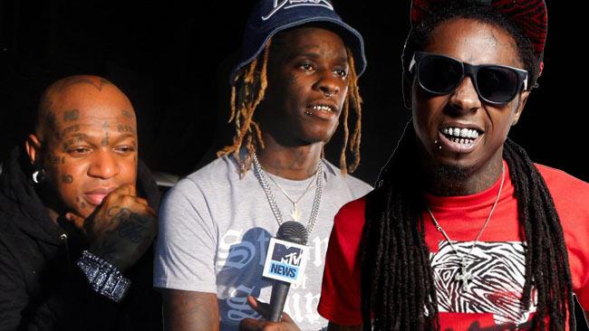 Lil-Wayne-Young-Thug-Birdman