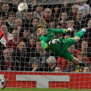 DAVID DE'GEA IN DILEMMA OVER HIS FUTURE AFTER THE REAL MADRID COLLAPSED DEAL