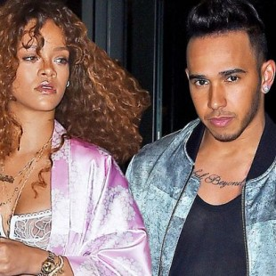 ARE RIHANNA AND LEWIS HAMILTON DATING? F1 CHAMPION SPEAKS OUT