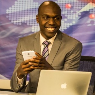 LARRY MADOWO TAKES THE TREND TO MAURITIUS