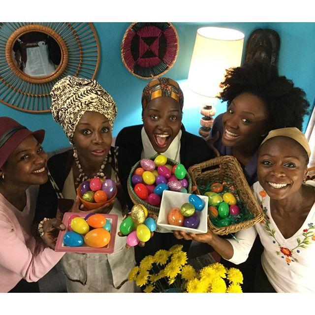Lupita Easter Eggs